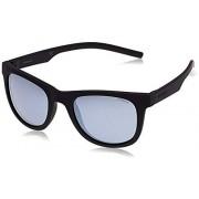 Polaroid Sunglasses Pld7020s Polarized Rectangular, Black, 52 mm