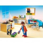 Dollhouse Playmobil Dollhouse Country Kitchen