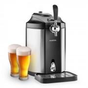 Klarstein Skal, наливане и охлаждане на бира, 5 литрово буре, CO2, неръждаема стомана (TK49-Skal)