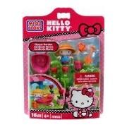 Hello Kitty Mega Bloks Set #10923 Flower Garden