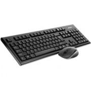 Kit Tastatura + Mouse A4Tech V-TRACK 7100N USB Negru