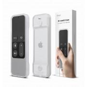 Elago R1 Intelli Case - удароустойчив силиконов калъф за Apple TV Siri Remote (прозрачен)