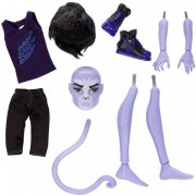Papusa Monster High Set Add-on Puma boy Creaza un monstru