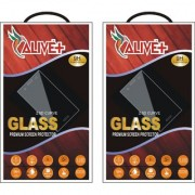 ALIVE TEMPERED GLASS FOR GIONEE P 5 MINI (BUY 1 GET 1 FREE OFFER)