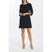Gant Šaty Gant D1. Washable Str Wool A-Line Dress modrá 34