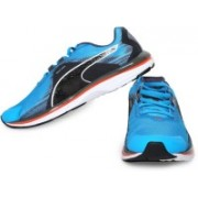 Puma Faas 500 v4 Weave Running Shoes For Men(Blue)