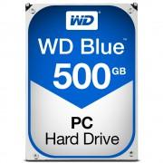 """HDD WD 500GB, Desktop Blue, WD5000AZLX, 3.5"""", SATA3, 7200RPM, 32MB, 24mj"""