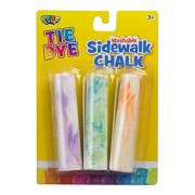 POOF Sidewalk Chalks Tie Dye Chalk