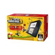 Nintendo 2DS Azul + New Super Mario Bros 2