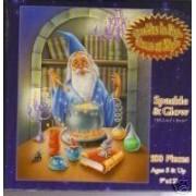 Sparkle & Glow Wizards Brew Glows In The Dark Puzzle