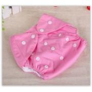 Nohavičkové plienky ružové (AL)
