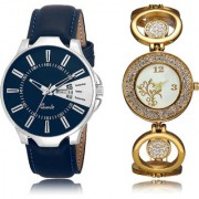 The Shopoholic Blue White Combo Fashionable Fancy Collection Blue And White Dial Analog Watch For Boys And Girls Watches New