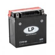 Landport motorkerékpár akkumulátor 12V 8Ah YTX9A-BS BAL+