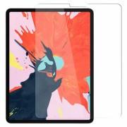 Folie protectie pentru New iPad Pro 12.9 2018 A1876 / A2014 / A1895 / A1983 din sticla securizata, transparenta