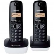 Panasonic Kx-Tg1612 Colore Nero,Bianco Cordless Dect