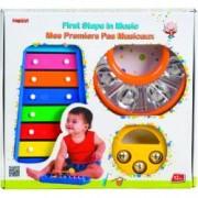 Set jucarii muzicale Primii pasi in muzica Halilit MS7004 B39015334