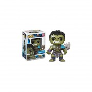 Funko Pop Hulk Exclusivo Sticker Thor Ragnarok