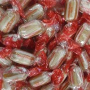 Stockleys Cinnamon Humbugs Traditional Boiled Sweets