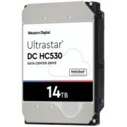 """HDD 14TB WD Ultrastar DC HC530 3.5"""" SATAIII 512MB WUH721414ALE6L4"""
