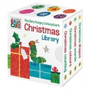 Very Hungry Caterpillar's Christmas Library, Paperback/Eric Carle
