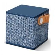 FRESH N REBEL Głośnik mobilny Rockbox Cube Fabrick Edition Indigo