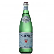 Apa carbogazoasa San Pellegrino 0.75 L x 15 buc - sticla
