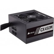 Corsair CX450M PC netvoeding 450 W 80Â Plus Bronze
