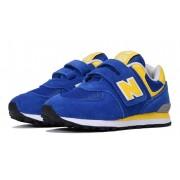 ニューバランス newbalance YV574 BY スニーカー キッズ > シューズ > ライフスタイル ブルー・青