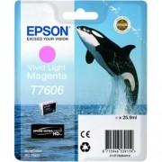 Kazeta EPSON SC-P600 vivid light magenta