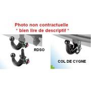 ATTELAGE ALFAROMEO 156 Sport Wagon 11/1997 --07/2003 - RDSO demontable sans ...