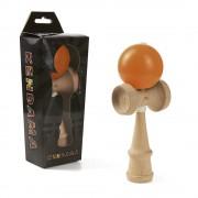 Kendama - portocaliu, 18 cm