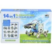 Reckonon Educational 14 In 1 Solar Power Energy Robot Toy Kit