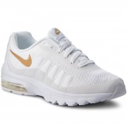 Nike Buty NIKE - Air Max Invigor (GS) 749572 100 White/Metallic Gold