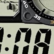 Casio Náramkové hodinky Casio AE-1000W-1AVEF, (d x š x v) 48.1 x 43.7 x 13.7 mm, černá