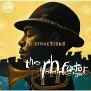 Rh Factor - Distractions (0602498885062) (1 CD)