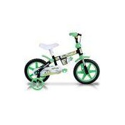 Bicicleta Houston Mini Boy Aro 12 Preta