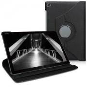 kwmobile Flipové pouzdro pro Huawei MediaPad M5 Lite 10 - černá