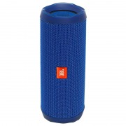 Coluna Bluetooth Impermeável JBL Flip 4 - Azul