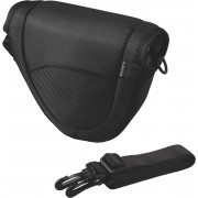 Sony Tasche »LCS-EMC Gepolsterte Tasche für die Alpha-Serie«, Schwarz