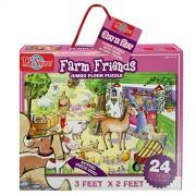 T.S. Shure Kids Farm Friends Jumbo Floor Puzzle (24 Piece)