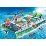 Playmobil Barco Vistas Fondo Marino con Motor Submarino