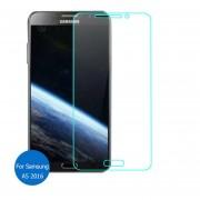 Mica Cristal Templado Para Samsung A910 Galaxy A9 2016 Glass 9H - Transparente
