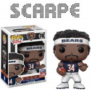 Funko Pop Walter Payton Chicago Bears Osos Nfl Legends