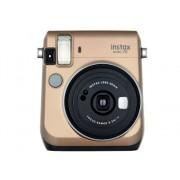 Fujifilm Cámara Instantánea FUJIFILM Instax Mini 70 (Stardust Gold - Obturación: 1/2 a 1/400 s - 2 Pilas CR2/DL - 62x46mm)