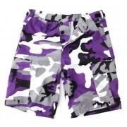 pantaloncini uomo US BDU - Army - Lila Camo - 20080