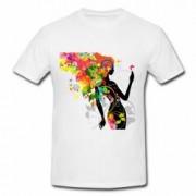 Tricou personalizat girl