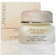 Shiseido Concentrate Eye Wrinkle Cream crema antiarrugas para contorno de ojos 15 ml