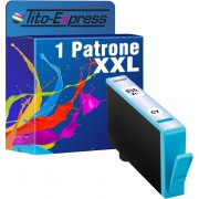 Tito-Express PlatinumSerie PlatinumSerie® 1 Cartridge XXL Cyan Compatible voor HP 934 XL 935 XL Office Jet Pro 6230 6800 6830 /HP OfficeJet Pro 6230 / 6800 / 6830/