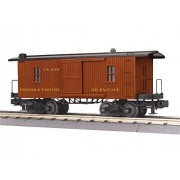 MTH TRAINS; MIKES TRAIN HOUSE N&W 19TH CENTURY BAGGAGE