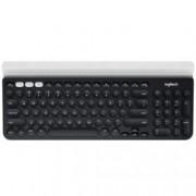 Клавиатура Logitech K780, безжична, черна, Bluetooth